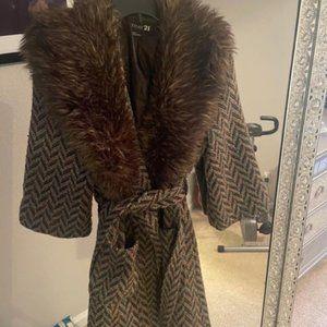 Faux Fur Glam jacket